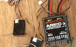 Spektrum AR9110 PowerSafe RX