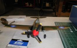 Parkzone UM P-40 Warhawk BNF with AS3X and extras, $70 shipped