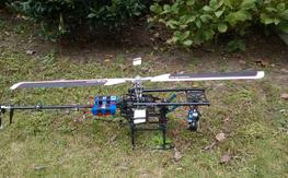 Trex 700 Aerial Photography - Trades Welcome!