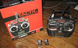Tactic TTX650 Computer Radio System