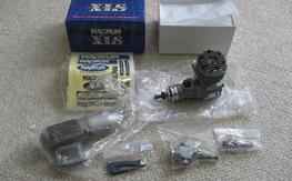 Magnum XLS 46 w/Muffler New in the Box