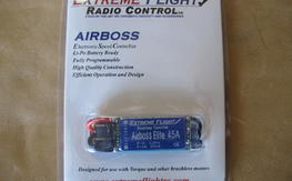 Airboss 45 amp Brand New in Package