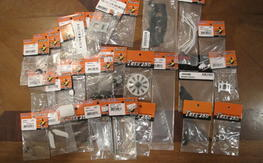 Align TREX 250 Parts � New in the package