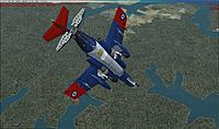 Name: gear down speed brakes open.jpg