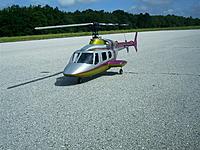 Name: Picture 006.jpg Views: 73 Size: 303.4 KB Description: JR Venture inside Bell 222 Body