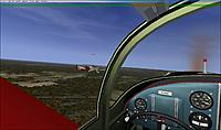 Name: following Mike in the taildragger.jpg