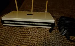 D-Link Extreme wireless N router used