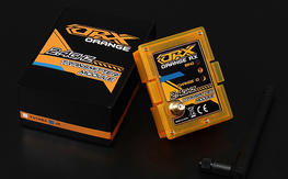 NEW! OrangeRx module for JR/Turnigy, Satellite receiver, 9 channel twin port receiver