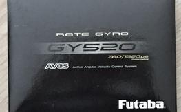 Futaba GY520 Gyro, New, Free shipping!