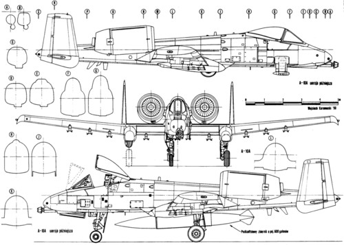 A 10 Thunderbolt Drawing - ImageSelect