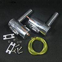 Name: 4994568_orig.jpg Views: 28 Size: 62.7 KB Description: Full line of polished aluminum smoke mufflers and pre-drilled DA/DLE/SE/DLA spinners!