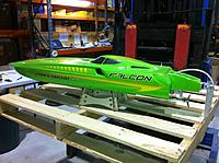 Name: green machine.JPG