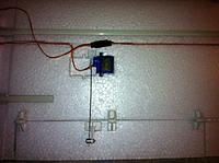 Name: 29 Mar 12 Fun Cub 10  Servo work around to use a DX6I for flaps.jpg