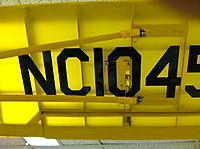 Name: Piper Cub aileron servo hatch.jpg