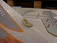 Name: CYSL-032A.jpg Views: 304 Size: 69.1 KB Description: Glue the wood pieces to the fuselage using the tack up method, making sure the orientation and notches are correct and lined up