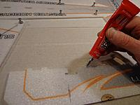 Name: CYSL-051A.jpg Views: 251 Size: 77.0 KB Description: Back to the Fuselage pieces... add some glue to the tabs and slots
