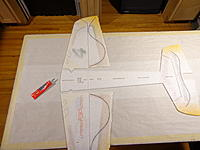 Name: DSC05311.jpg Views: 70 Size: 379.9 KB Description: Tack up Method will be used to attach the wings
