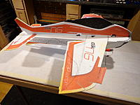 Name: DSC05424.jpg Views: 68 Size: 385.4 KB Description: Starting to look like a plane..!  Set aside to allow the glue to dry for a couple hours