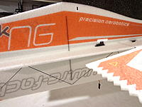 Name: DSC05431.jpg Views: 40 Size: 343.7 KB Description: Dry fit as shown, make sure that it is flush with the surface of the vertical fuselage