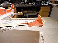 Name: DSC05509.jpg Views: 40 Size: 394.7 KB Description: Make sure they are fully seated and square to the wing. Repeat for the other side.