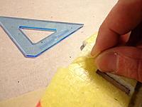 Name: DSC05770.jpg Views: 9 Size: 310.6 KB Description: Waterbug Build - peel away the laminate