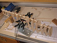 Name: B-24 adding rightside formers.jpg