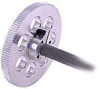 Name: 48_Pitch_Aluminum_Hub_Gear_with_tube.jpg