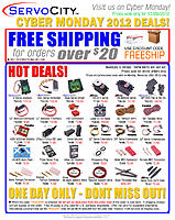 Name: ServoCity Cyber Monday Flyer - 2012.jpg
