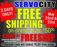 Name: ServoCity Free Shipping (May 22 & 23) FREESHIP.jpg