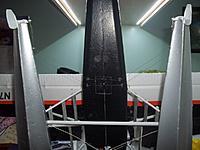 Name: 100_7476a.jpg Views: 34 Size: 784.7 KB Description: Additional servo for water rudder steering.