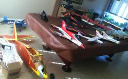 bunch of airplanes sale