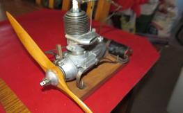 Vintage ignition engine