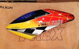Trex 700 stock canopy (new)
