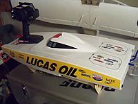 Aquacraft lucas oil rtr