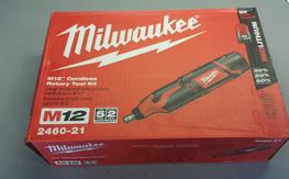 Milwaukee Rotary Tool M12. Lithium