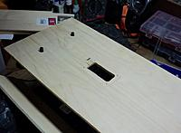 Name: NewBod - Plank with cutouts - ready for side panels.jpg