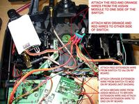 Name: Assan Hack 08.jpg Views: 552 Size: 144.2 KB Description: Note how the wires are attached to the switch.