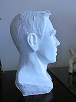 Name: Dad's Head Sculpture 2012-11-28 004.jpg