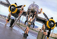Name: S4-TantalizingTakeoffs025-NorthAmerican-B-25-TheSwedishBikiniTeam.jpg