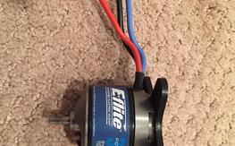 E-Flite Power 32 Brushless Outrunner Motor, 770Kv (EFLM4032A)