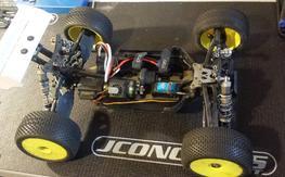 Electric Mugen MBX6TR+ all nitro parts
