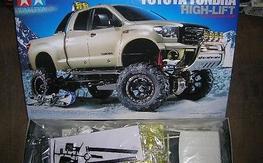 Tamiya Toyota Tundra High Lift 3 spd