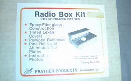New Prather Radio Box Kit 8101