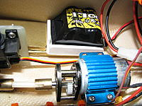 Name: IMG_3393.jpg Views: 21 Size: 785.3 KB Description: Speed 400, with gearbox.