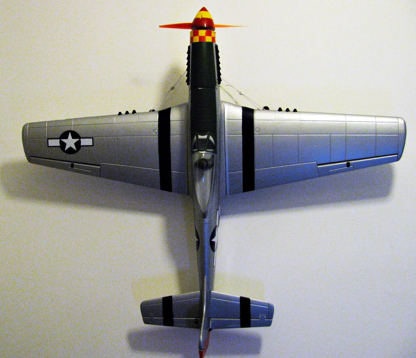 Tower Hobbies P51D Mustang