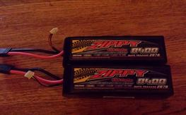 Zippy 3s 8400mah 30c Lipo ***BRAND NEW***