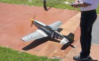 Name: Larry's P-51.jpg