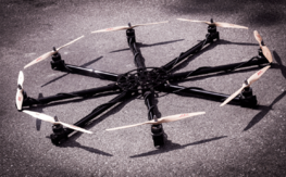 Hanger Queen OCTO X8 Airframes + 3 Axis Radian Freefly Gimbal - All gear must go
