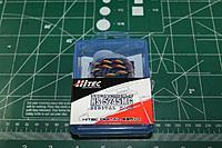 Name: 1-HiTec HS-5245MG.jpg Views: 59 Size: 110.8 KB Description: 1 Brand New In Box HiTec HS-5245MG Servo