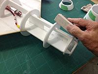 Name: Mig 008.jpg Views: 93 Size: 69.4 KB Description: Just sanding to shape of the taper